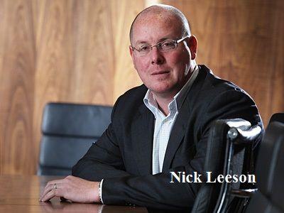 Nick Leeson: κατέστρεψε την ισχυρότερη τράπεζα της Βρετανίας           -            Η ΔΙΑΔΡΟΜΗ ®