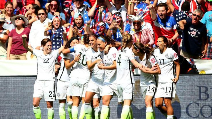 United States wins third Women's World Cup title, beats