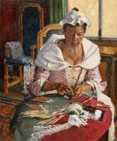 The Lacemaker (The Royal Institute)
