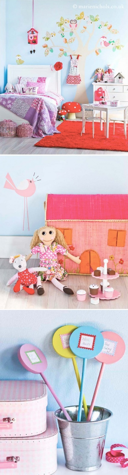 decorating inspiration for little ladies roomLady Room, Kids Room, Kid Rooms, Room Real