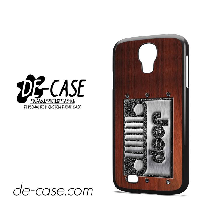 Embossed Steel Jeep DEAL-3932 Samsung Phonecase Cover For Samsung Galaxy S4 / S4 Mini