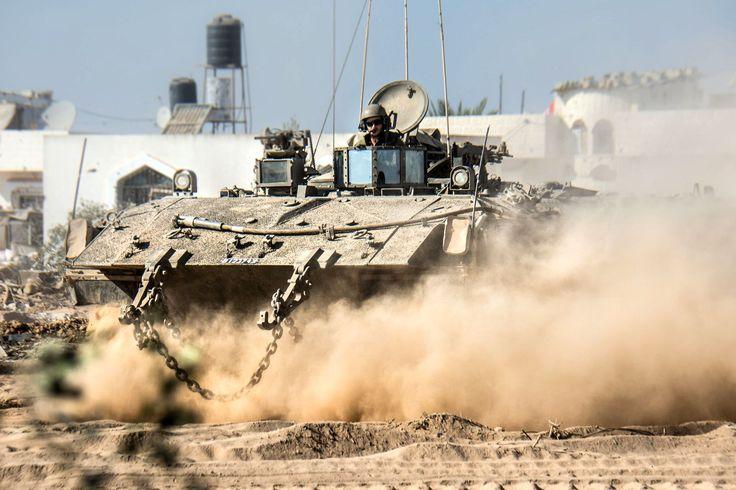 Achzarit - Israeli armored personal carrier