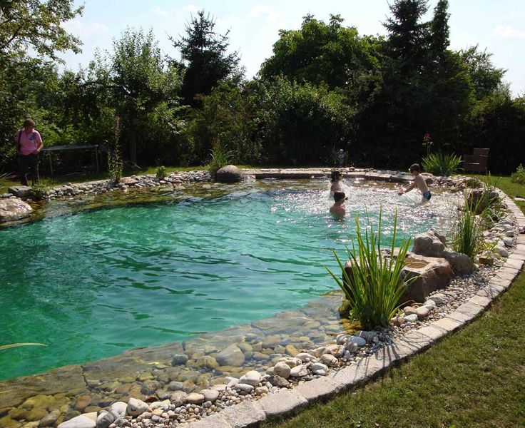 8036 best images about cool pools on pinterest luxury for Schwimmteich garten