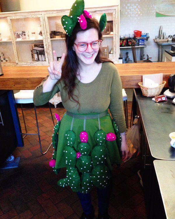 31 best Halloween images on Pinterest | Cactus costume, Costumes ...