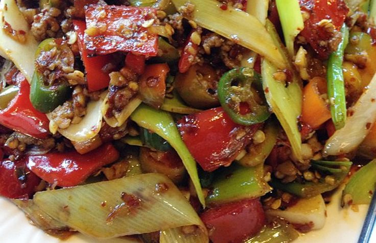 Check out Hunan Mao in the San Gabriel Valley for fantastic hot-on-hot Chinese food.