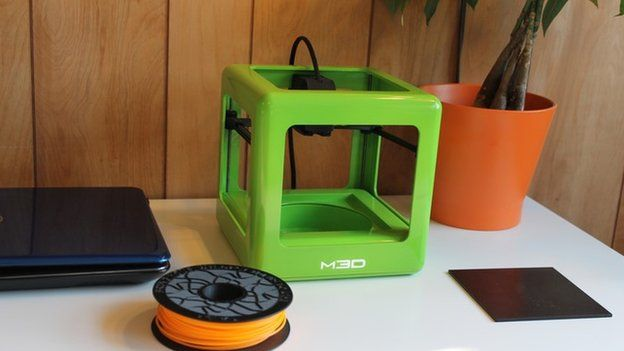 Kickstarter ultra cheap M3D printer