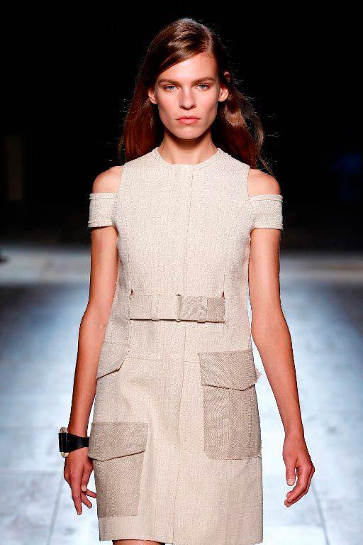 Victoria Beckham - New York Fashion Week 2014