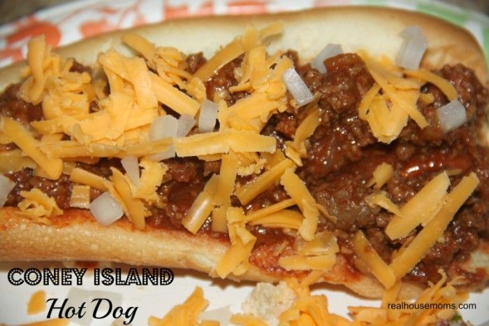 Coney Island Hot Dogs are really tasty! After a little prep work, you throw everything in your crock pot for a couple of hours and you are ready to go. When you team up ground beef, hot dogs, cheese, and onions, you are set for one delicious …