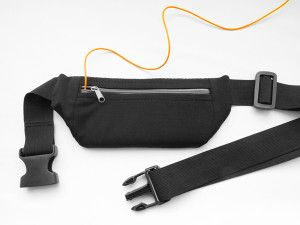 Handmade running belt / Pas do biegania