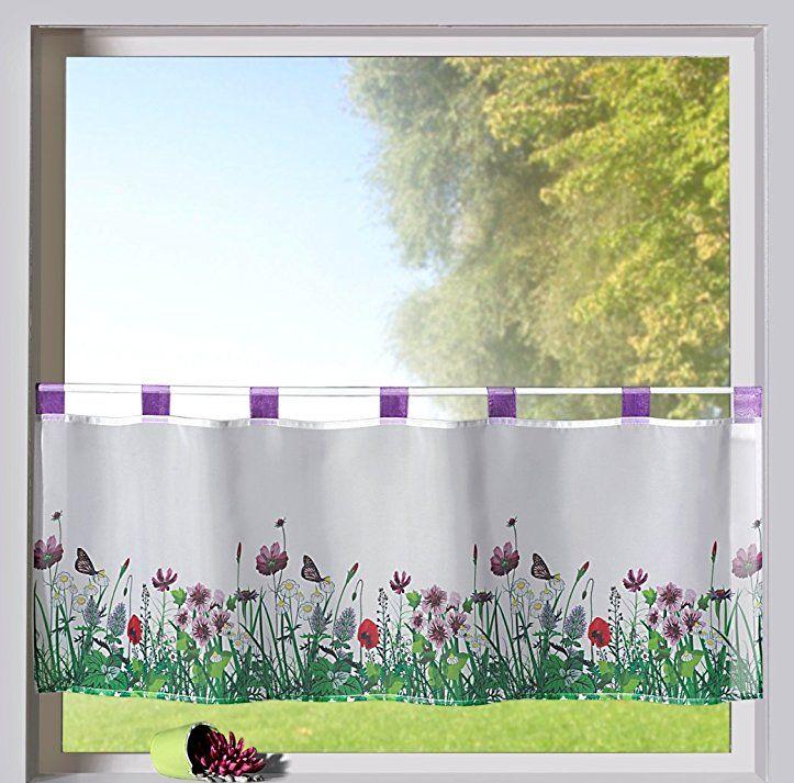 Die besten 25+ Gardinen lila Ideen auf Pinterest Lila haus - weiss grau wohnzimmer mit violett deko