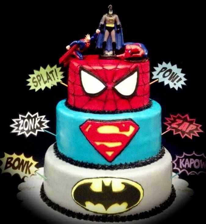 135 Best DC Comic Party Ideas Images On Pinterest