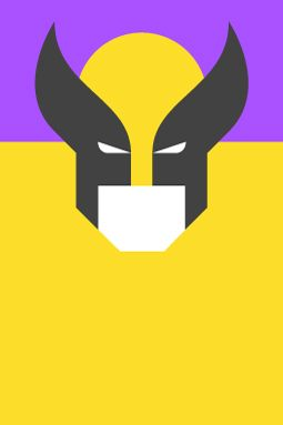 Forma & Co — Re-Vision — Pop Culture Icons — Wolverine