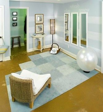 157 best meditation images on pinterest meditation relaxation beach style decorating a small home gym gym design ideas pictures remodel and decor sciox Gallery