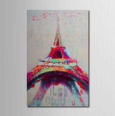 Cheap Pintada a mano del paisaje torre Eiffel pintura al óleo abstracta moderna de la pared, Compro Calidad Pintura y Caligrafía directamente de los surtidores de China:       Tamaño  Si usted tiene alguna requets especial, por favor háganoslo saber    Materiales  Tela de alta