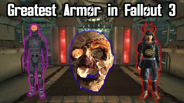 Fallout Fives   Greatest Armor in Fallout 3