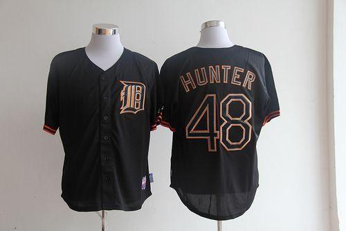 max scherzer detroit free press ad httpfreep. tigers 48 torii hunter black fashion embroidered mlb j