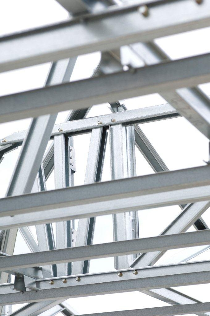 The rollforming technology behind steel framing allows fabrication to exact specifications – so there is minimal cutting and wastage, and less impact on the building site. As a construction material, steel is 100% recyclable.