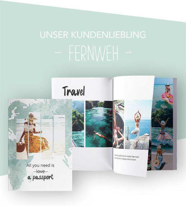 Lieblings Design Fernweh Fotobuch Fotobuch Gestalten Pixum Fotobuch Fotobuch