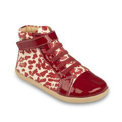 Bento (Red Picasso) High Top