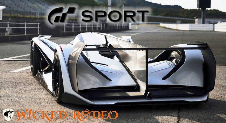"""GT Sport"": First Impressions"