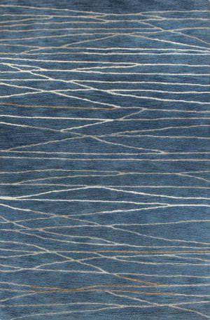 Bashian Greenwich R129-Hg238 Azure Area Rug