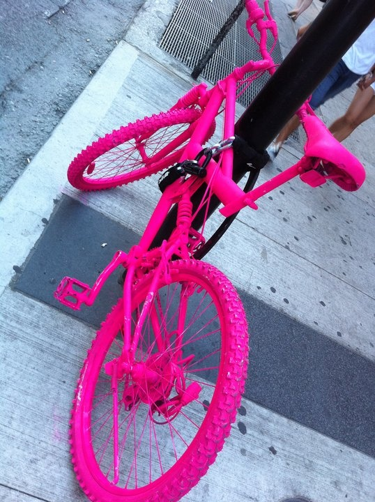 I would start riding a bike if it looked like this one