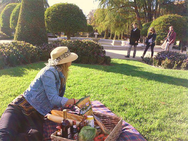 Summer picnics with the Narrative Clip