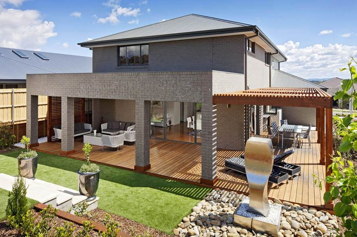 Luxury outdoor living from our Villina design.