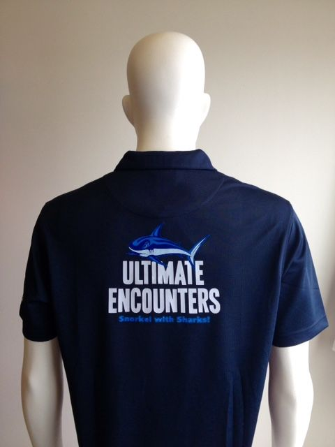 Our friends at Marine Tourism Management asked us to source and brand a quality polo shirt for staff uniforms at both South Sea Cruises Fiji and Ultimate Encounters.  We provided a lightweight dry fit option to look smart and keep their staff cool in the tropical heat.
