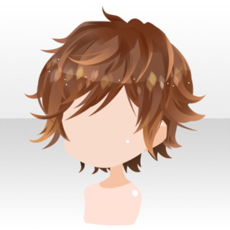 (Hairstyle) Starlit Outwards Flipping Hair ver.A brown.jpg