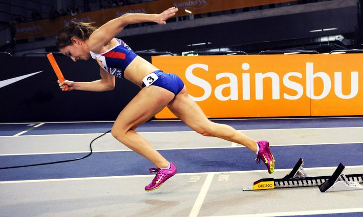 How they train – Emily Diamond... After ducking under 52 seconds for 400m for the first time in 2014, Emily Diamond is looking for further improvements.