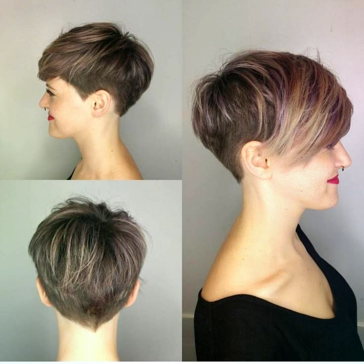 10 Stilvolle Pixie Frisuren Undercut Frisuren Frauen Kurze Haare Fur Den Sommer Coupe De Cheveux Cheveux Courts Cheveux