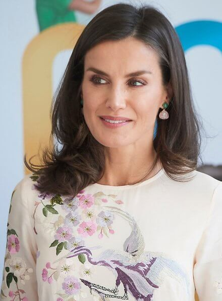 Queen Letizia attended World Mental Health Day 2019 event – Royals (other than Windsor)