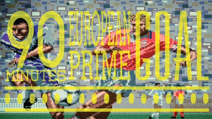 #90minutes for #SNES #SuperNintendo it's surely a classic! There were also some Japan titles based on this engine including J-League games.