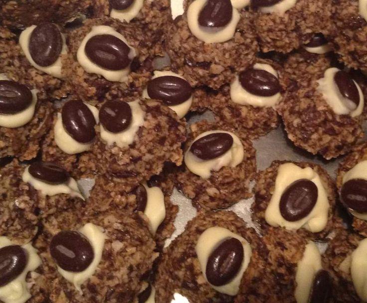 Rezept Mokkaschokoladen Plätzchen von Todo77 - Rezept der Kategorie Backen süß