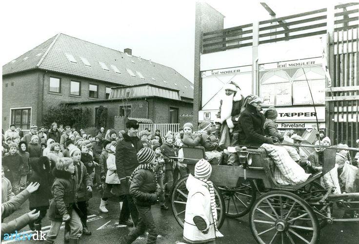 arkiv.dk | Jul i Lemvig, 1982