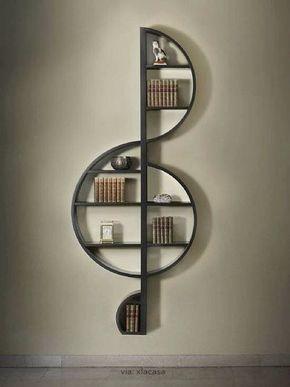 decoracao-utilizando-instrumento-musical-18 Faça você mesmo: 37 ideias de decoração musical para sua casa decoracao-2 design dicas faca-voce-mesmo-diy fotos interiores musica
