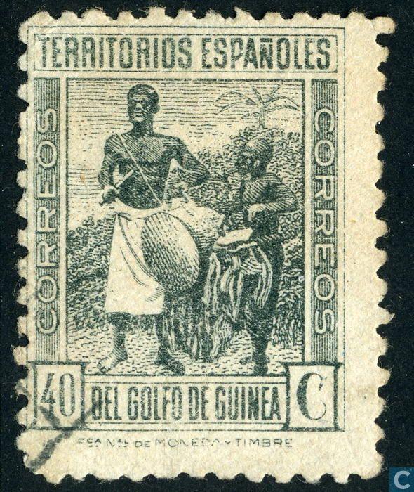 1941 - Guinea Española
