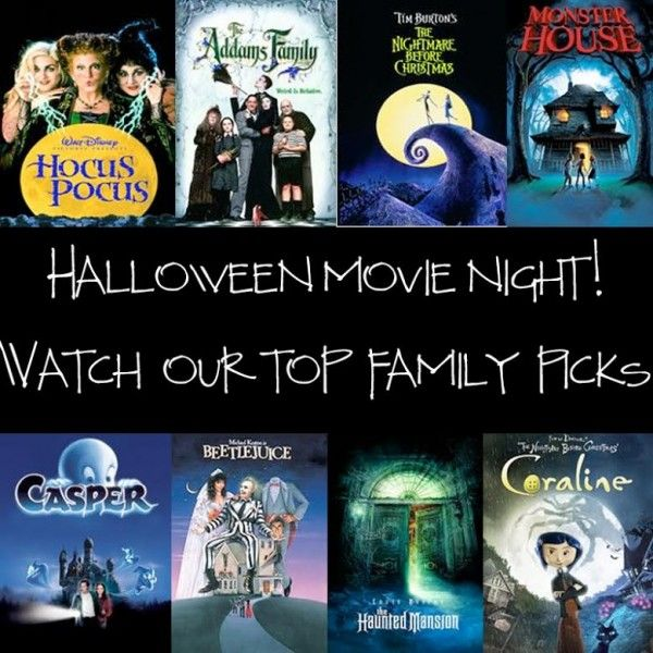 Get Your Spook On! – Top 13 Family Halloween Movies
