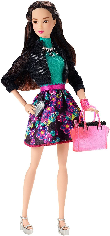 Barbie Style Glam Night Lea Doll CLL33 - Asian Doll