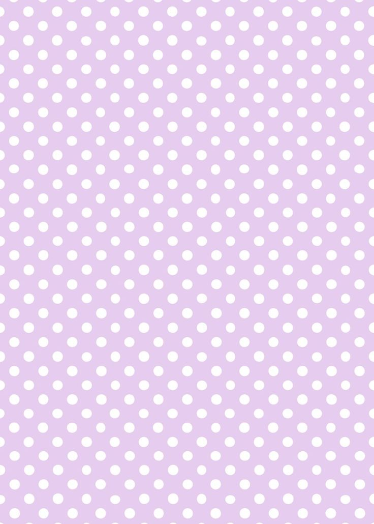 Morandi Sisters Microworld: Printable Wallpapers - Polka Dots - Carte da parati Stampabili