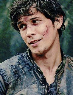 Awww I love Bellamy so much I literally cannot find the right words for it