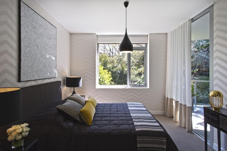 Award winning interior designer Greg Natale and his team put their stylish mark on the new Maestro display apartment at Harold Park in Glebe.