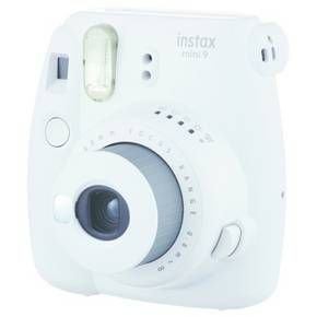 Capture special moments with the new Fujifilm Instax Mini 9 camera that utilizes film packs (not included) to instantly provide you with photos. The new Instax Mini 9 cameras will also have a selfie mirror (similar to the Mini 25 and Mini 70) and will come with a Macro lens attachment.