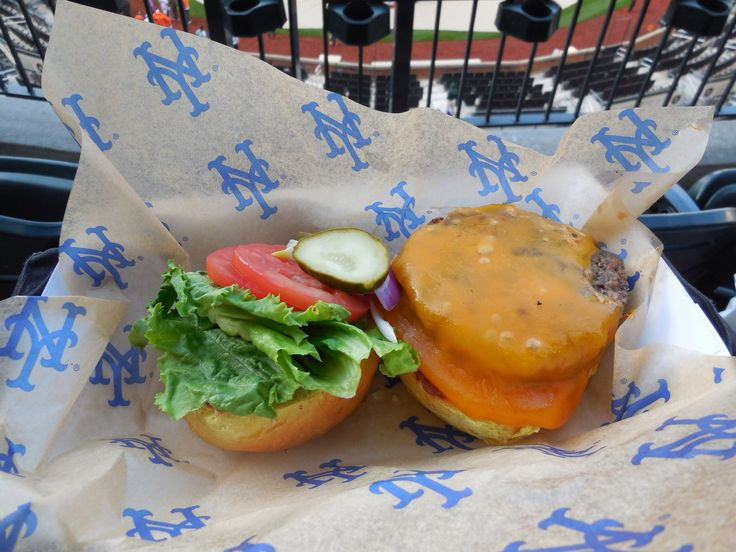 The Gold Glover - Keith's Grill - Citi Field, Flushing, Queens, NY