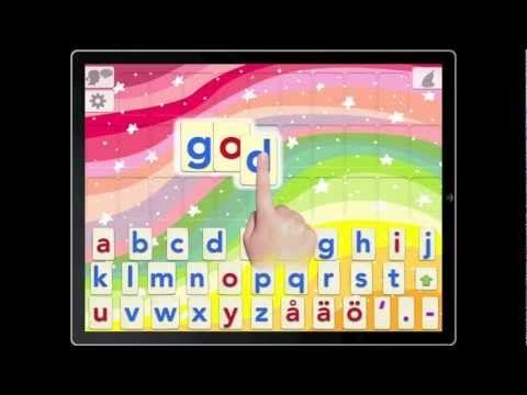 Ordens Magi: Ljuda ihop bokstäver till ord.