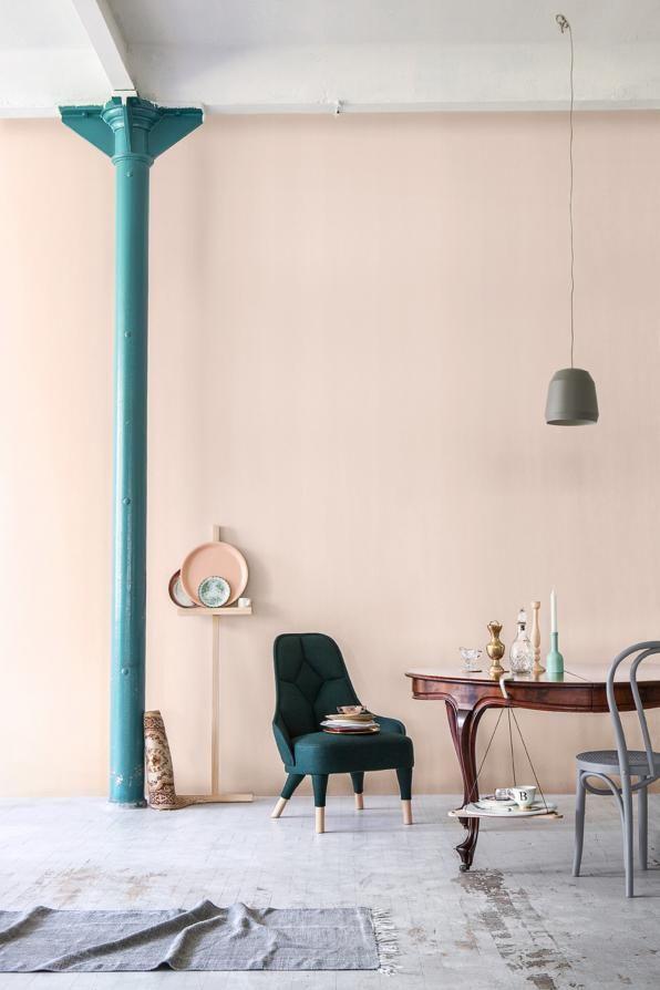 Metall blir till het passion i ny tapetkollektion | Colorama