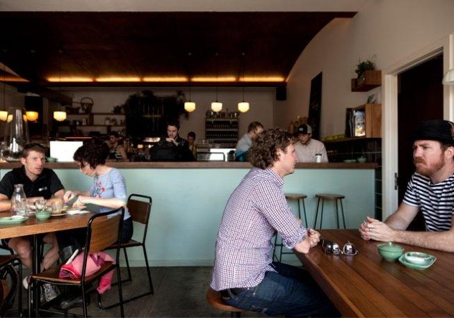 Wide Open Road cafe, Brunswick