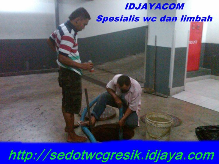 Jasa Sedot WC Sidayu, Gersik