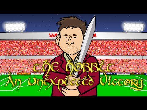 Athletic Bilbao vs FC Barcelona 4-0 - THE HOBBIT! (Spanish Super Cup 1st...